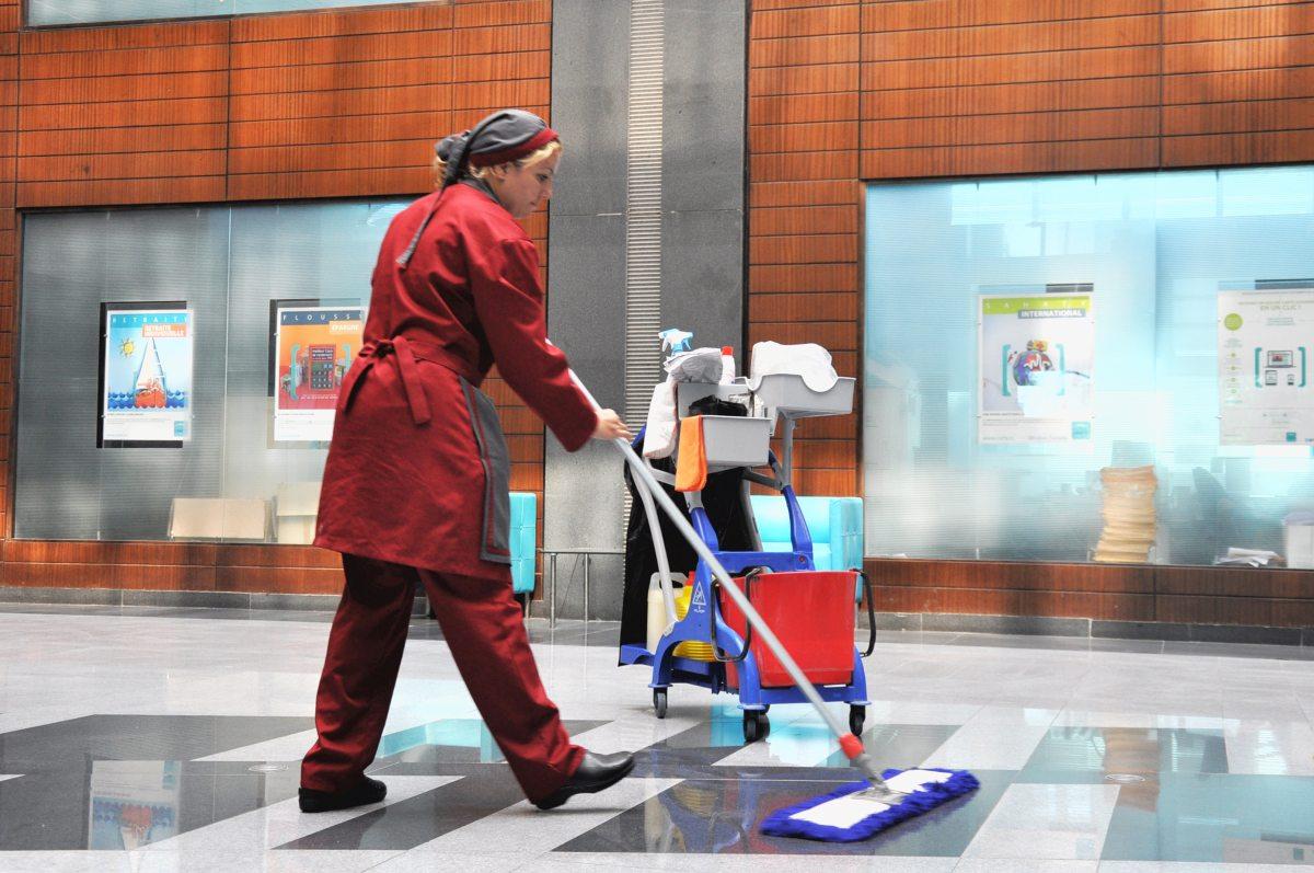 Nettoyage et Hygiène des espaces